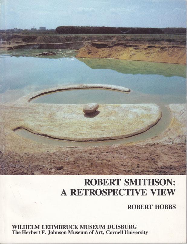 robert smithson writings
